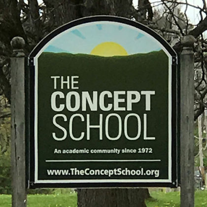 WE'VE MOVED! @ The Concept School | West Chester | Pennsylvania | United States