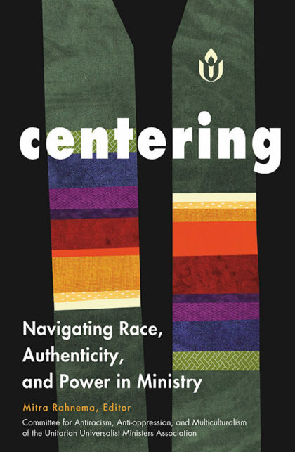 "UUA Common Read: ""centering"" Book Discussion @ UCWC - Fellowship Room"