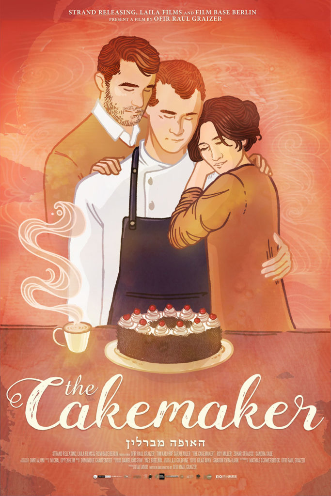 Diversity Book Group Film - The Cakemaker @ UCWC | West Chester | Pennsylvania | United States