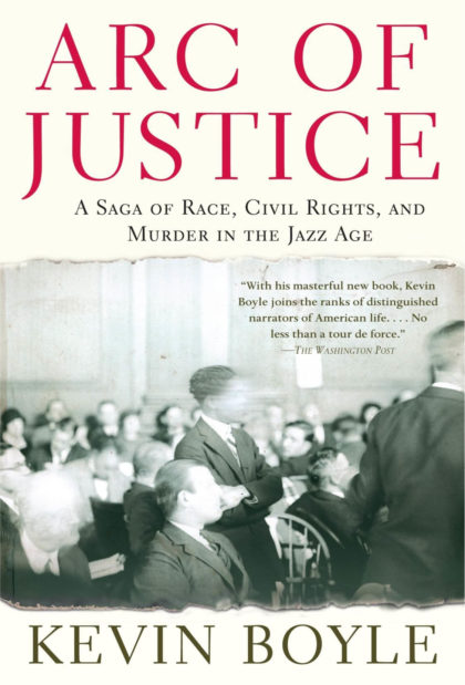 Diversity Book Group (ZOOM) - Arc of Justice: A Saga of Race, Civil Rights, and Murder in the Jazz Age @ Zoom (Details to Come) | West Chester | Pennsylvania | United States
