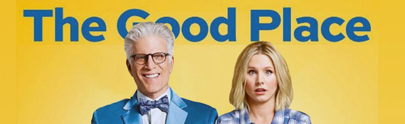 Adult RE Class:  The Good Place